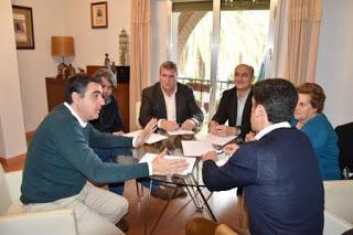 El Ayuntamiento de Isla Cristina colabora para que el Chare de la Costa sea por fin una realidad