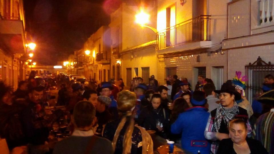Jueves de Premios Carnavaleros en Isla Cristina
