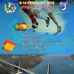 Campeonato Internacional de futbol sala para sordos en Isla Cristina