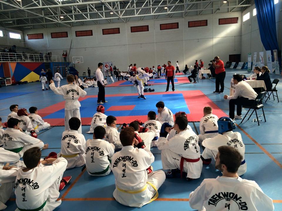 España Campeona de la I Copa Ibérica de Taekwon-Do I.T.F. Los Taekwondokas de Huelva los más Laureados