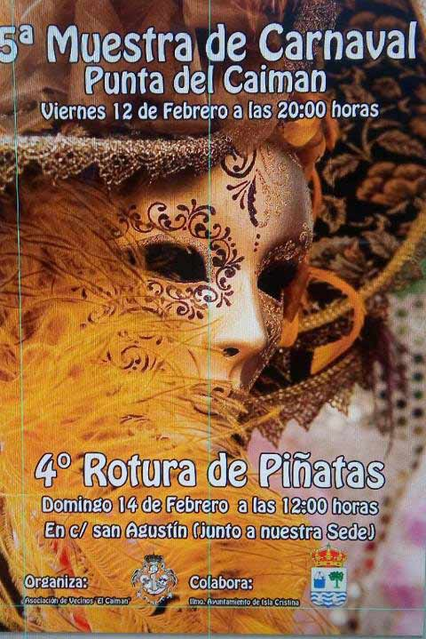 5º Muestra de Carnaval Punta del Caimán