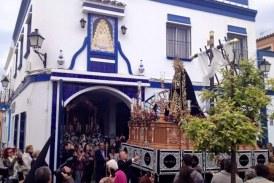 Itinerario: Sábado Santo, Hermandad de la Soledad.