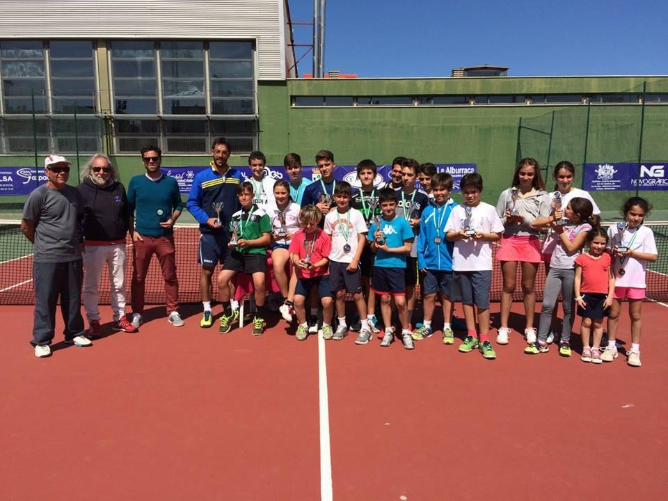 Celebrado en Isla Cristina, el 4º Open de Tenis «Puerto Antilla Grand Hotel»