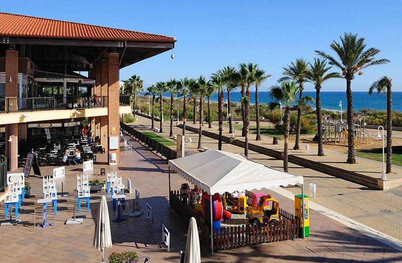 Todo a punto para la celebración del 3er Triatlón DoubleTree by Hilton Islantilla Beach Golf Resort