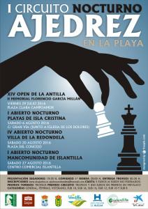 islantilla ajedrez