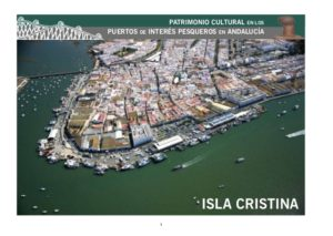 Licitadas las obras de una nave en el puerto de Isla Cristina