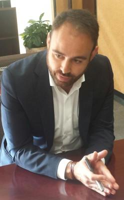 Entrevista al isleño Pedro Pascual de agrodiariohuelva.es