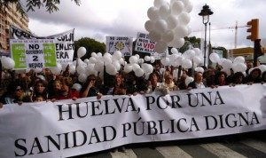 """Carta abierta a todos los onubenses """"Huelva por una Sanidad Digna"""""""