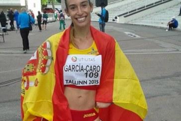 Laura García-Caro en la Copa de Europa de Marcha
