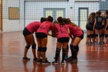 I Concentración de La Provincia en Juego para el Club Voleibol Isla Cristina