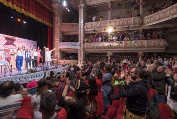 Convivencia Carnavalera en Huelva