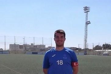 Alex Martín ficha por el San Juan Futsal