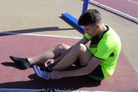 Sobresalientes los isleñ@s en la Liga Española de Atletismo