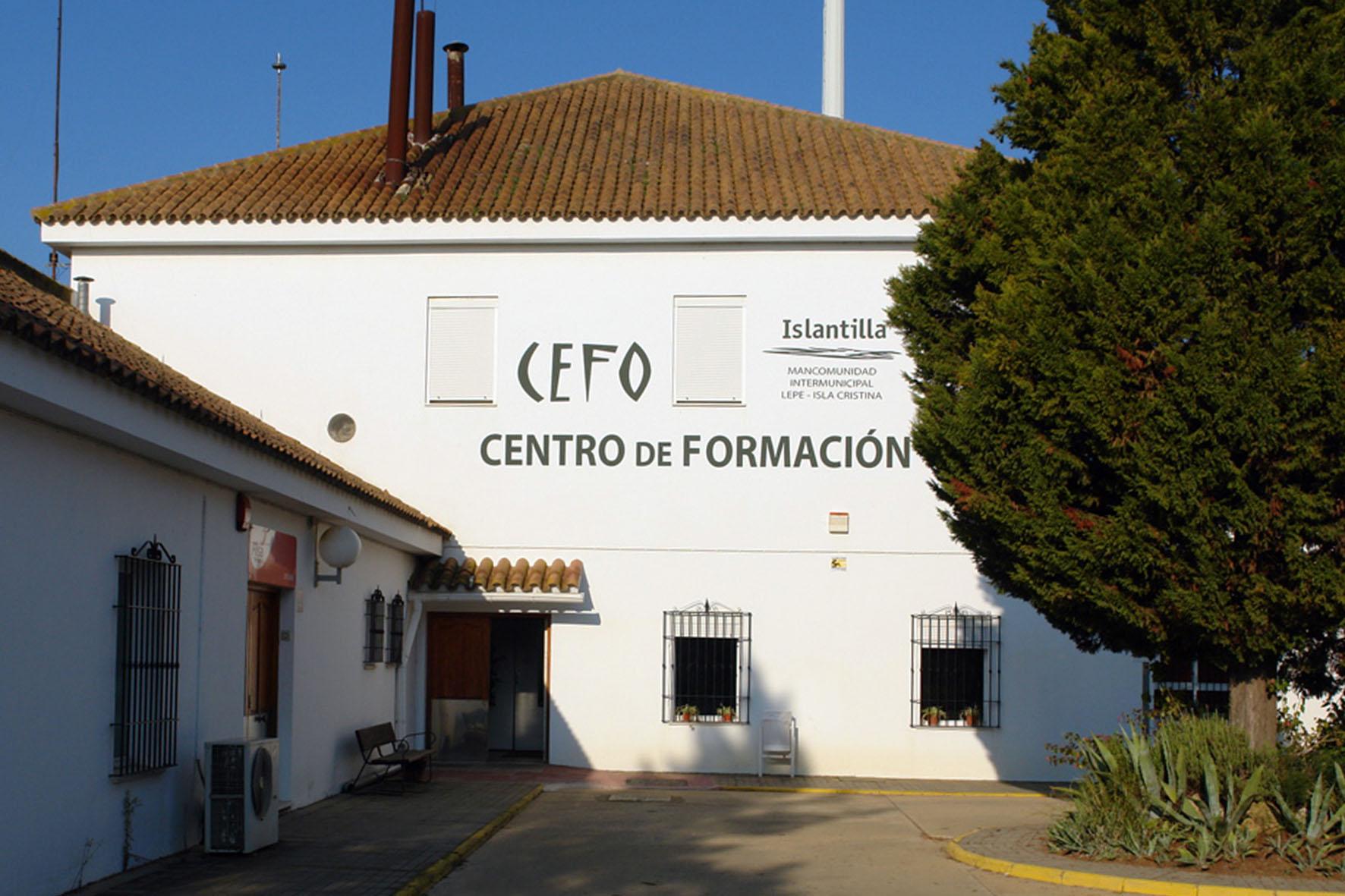 Arrancan los Cursos de Formación Continua en el CEFO de Islantilla