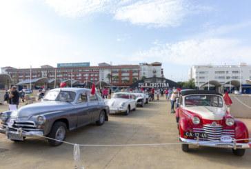 Isla Cristina acogerá el fin de semana la VI Concentración Internacional de Vehículos Clásicos