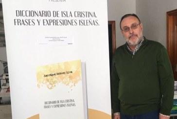 """Presentación en Isla Cristina del libro """"Frases y Expresiones Isleñas"""""""