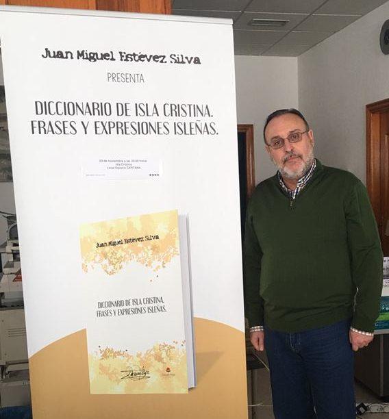 Presentación en Isla Cristina del libro «Frases y Expresiones Isleñas»