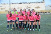 El Atlético Isleño pone el juego, pero el Club Amigos 80 el gol