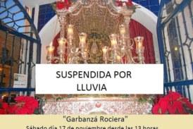 Suspendida la Garbanzada de la Hdad. del Rocío de Isla Cristina