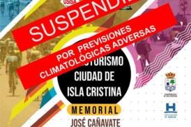 """Suspendida la XV Ruta Cicloturista """"José Cañavate"""" por Causas Meteorológicas"""