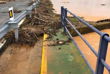 Isla Cristina se recupera de las inundaciones