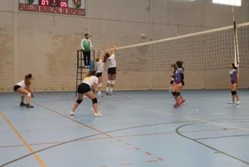 Resumen fin de semana Club Voleibol Isla Cristina