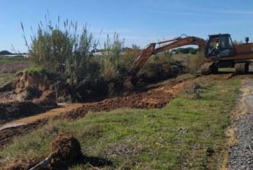La Junta incluye a Isla Cristina en su plan de arreglo de caminos rurales tras las lluvias
