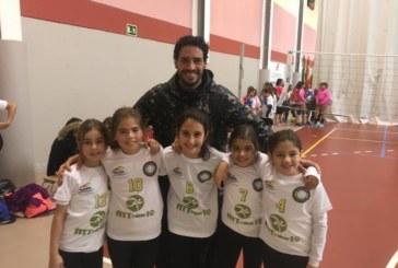 Resumen del fin de semana de competición Club Voleibol Isla Cristina Vic