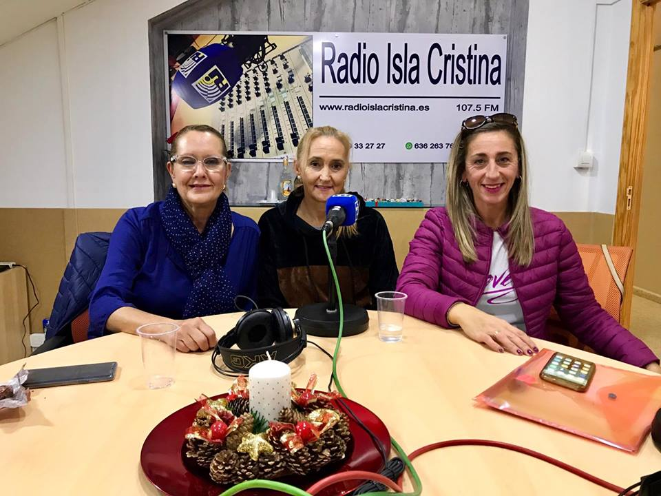 Programación de Radio Isla Cristina para este jueves 29 de noviembre