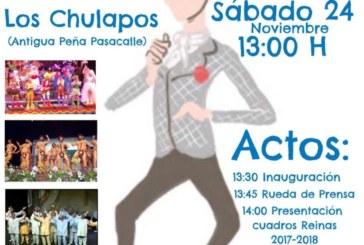 La Peña Cultural Carnalavera de Isla Cristina 'Los Chulapos' Inaugura su Nueva Sede.