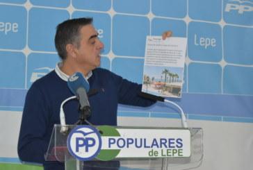 """""""Jesús Toronjo"""" El PP desenmascara nuevamente las mentiras del PSOE de Lepe"""