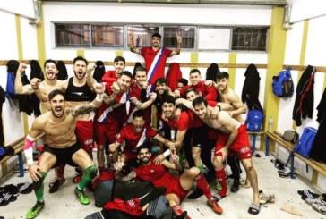 Los goles del delantero isleño Caye Quintana y Lago Díaz, dan la victoria al Recreativo