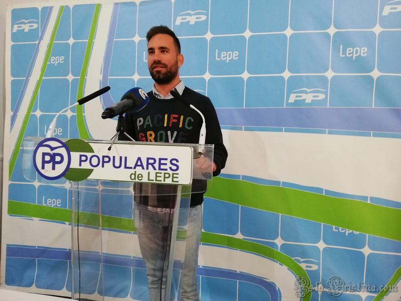 El PP de Lepe vuelve a exigir al PSOE que deje de mentir a los ciudadanos
