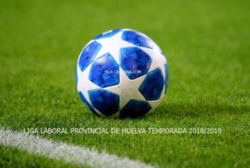 El Bar Paremio sigue escalando puestos en la liga laboral del fútbol Provincial