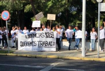 Los Mariscadores de Isla Cristina piden solución urgente