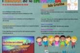 Programación de la Primera Semana de la Infancia de Isla Cristina