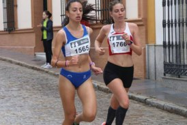 José Manuel Cortés y Miriam Gómez ganan en Bonares el Memorial Manolo Márquez
