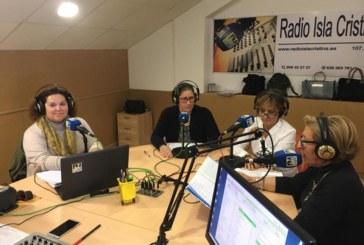 Programación Radio Isla Cristina martes 13 de noviembre