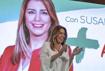Visita de Susana Díaz, a Isla Cristina