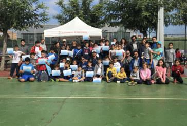 El tenis y el bádminton se suman a la fiesta de La Provincia en Juego