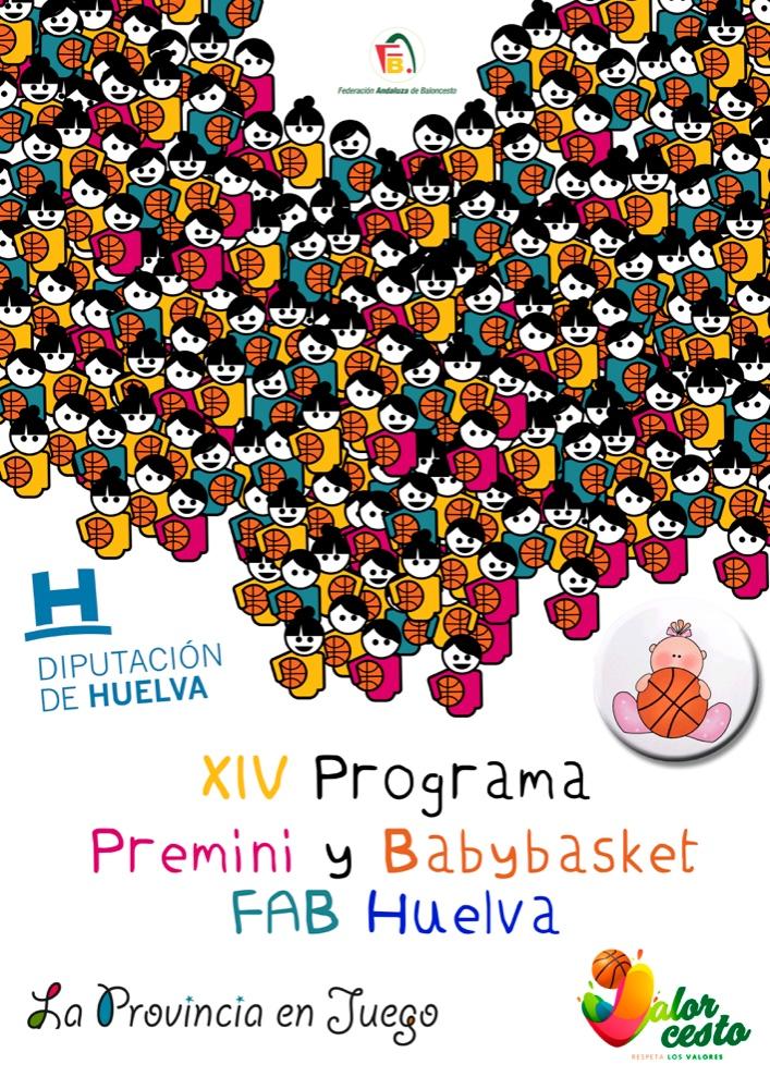 Isla Cristina recibirá en enero la Fiesta del XIV Programa Premini y Babybasket 18/19