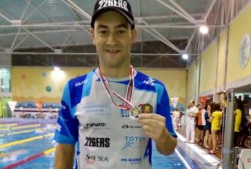 Rubén Gutiérrez, doble Subcampeón de Castilla-La Mancha de Larga Distancia