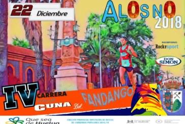 Alosno celebra su Carrera Cuna del Fandango