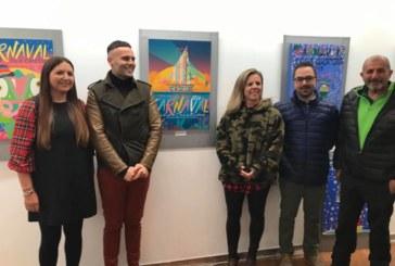 Álvaro Prett gana el concurso de carteles del Carnaval de Isla Cristina 2019