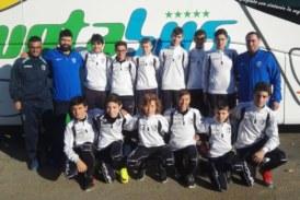 Los jóvenes onubenses disfrutaron del Campeonato de Andalucía de Fútbol Sala