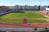 Mejoras del terreno de juego del Estadio Municipal de Isla Cristina