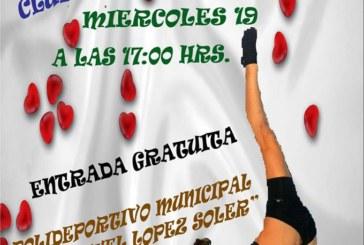 Gala de Navidad del Club de Gimnasia Rítmica la Higuerita