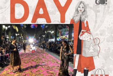 "Macarena Castro, deslumbra en la VI Pasarela de moda ""Xmas Fashion Day"""