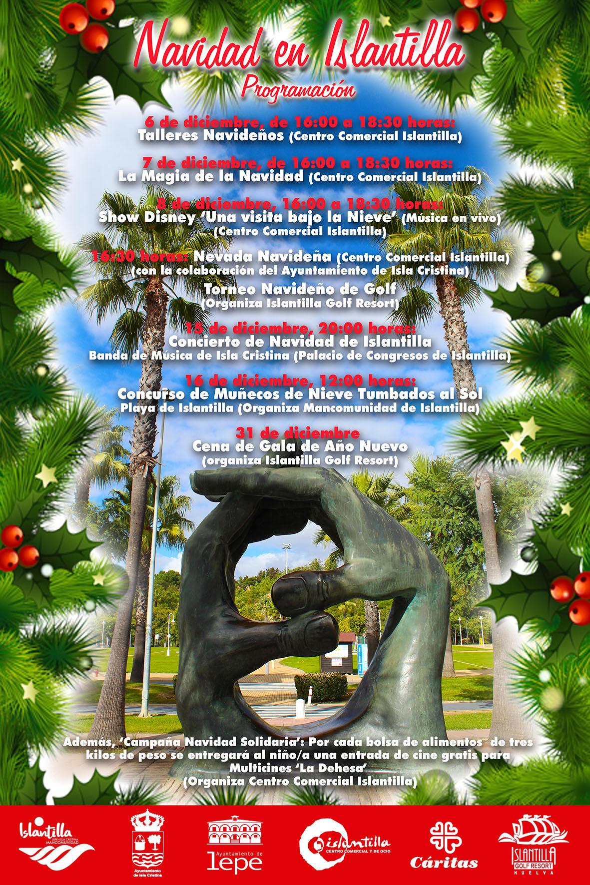 Navidad en Islantilla