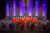 Los escolares le cantan a la Navidad en Isla Cristina
